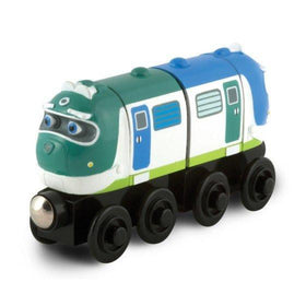 Chuggington Wooden Railway Hoot and Toot-Toys-Babysupermarket