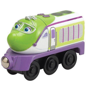 Chuggington Wooden Railway Koko Engine-Toys-Babysupermarket
