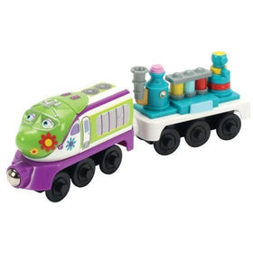 Chuggington Wooden Railway Koko's New Look-Toys-Babysupermarket