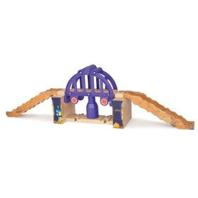Chuggington Wooden Railway Swing Bridge-Toys-Babysupermarket