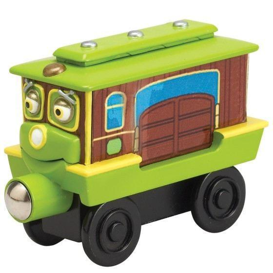 Chuggington Wooden Railway Zephie