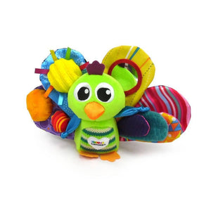Lamaze Jacque the Peacock Play and Grow Toy-Toys-Babysupermarket