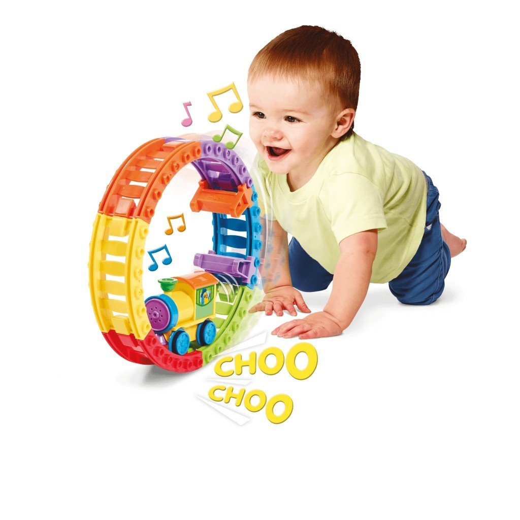 TOMY Toys Tomy Choo Choo Loop Train
