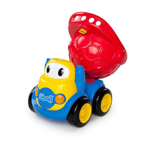 Toysmith Toys Oball Go Grippers Dump Truck