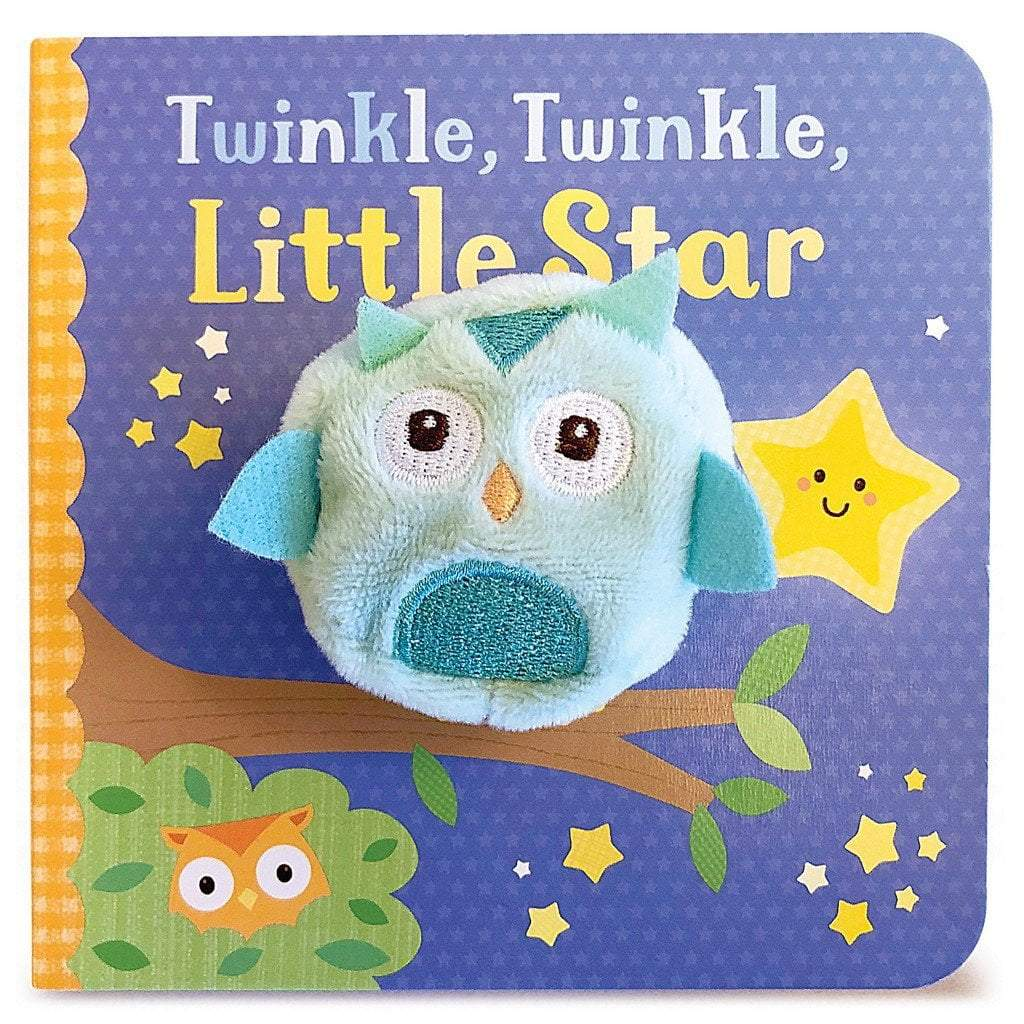 Cottage Door Press Gifts & Apparel Twinkle Twinkle Little Star Finger Puppet Book
