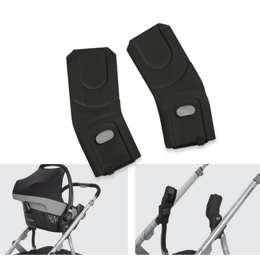 UPPAbaby Infant Car Seat Adapter for Maxi-Cosi, Nuna, Cybex-Baby Gear-Babysupermarket