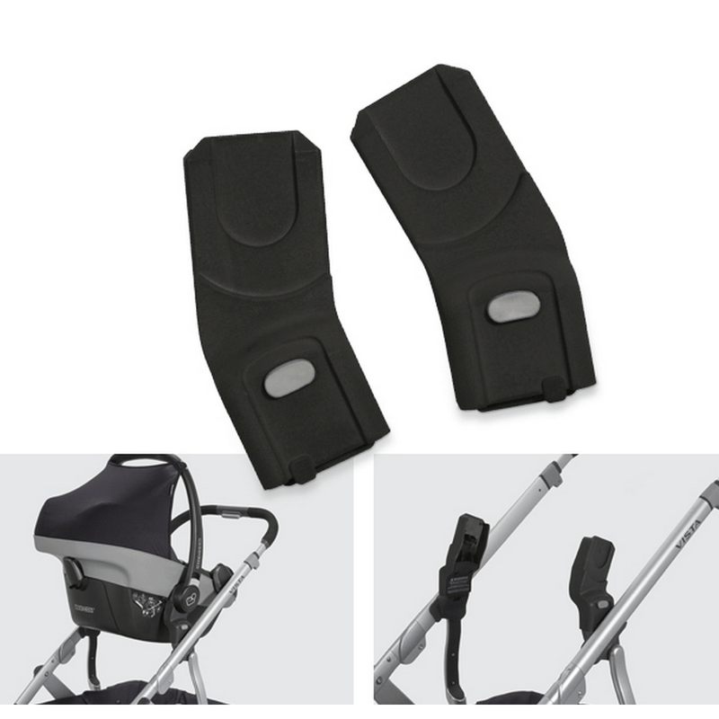 UPPAbaby Infant Car Seat Adapter For Maxi Cosi Nuna Cybex