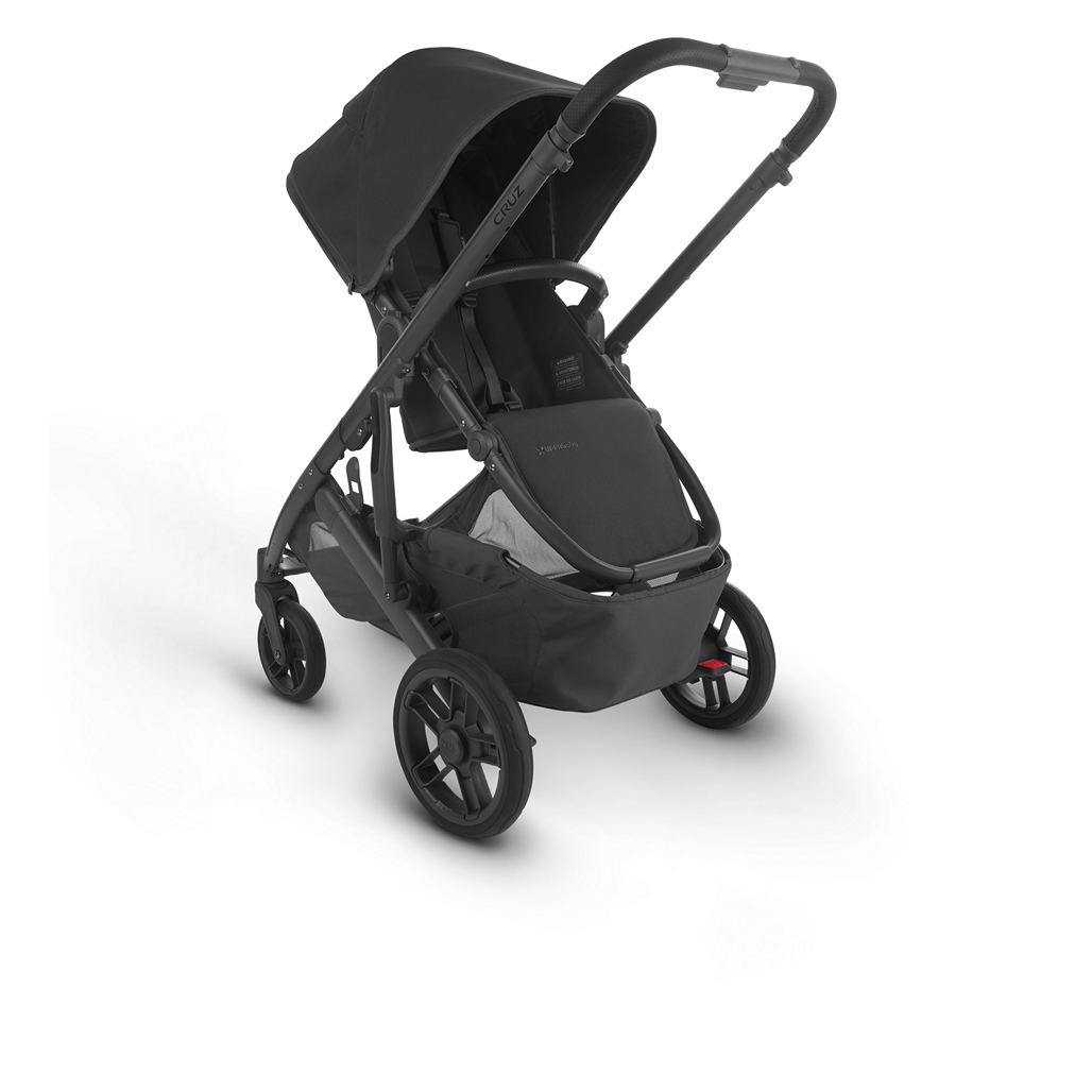 UPPAbaby Baby Gear UPPAbaby CRUZ V2 Stroller Jake (Black/Charcoal)