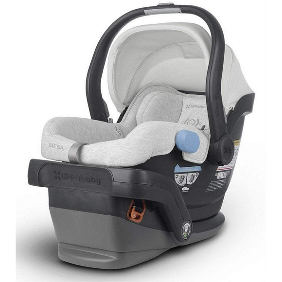 UPPAbaby Baby Gear UPPAbaby Mesa Infant Car Seat Bryce (White & Grey Marl) 2019