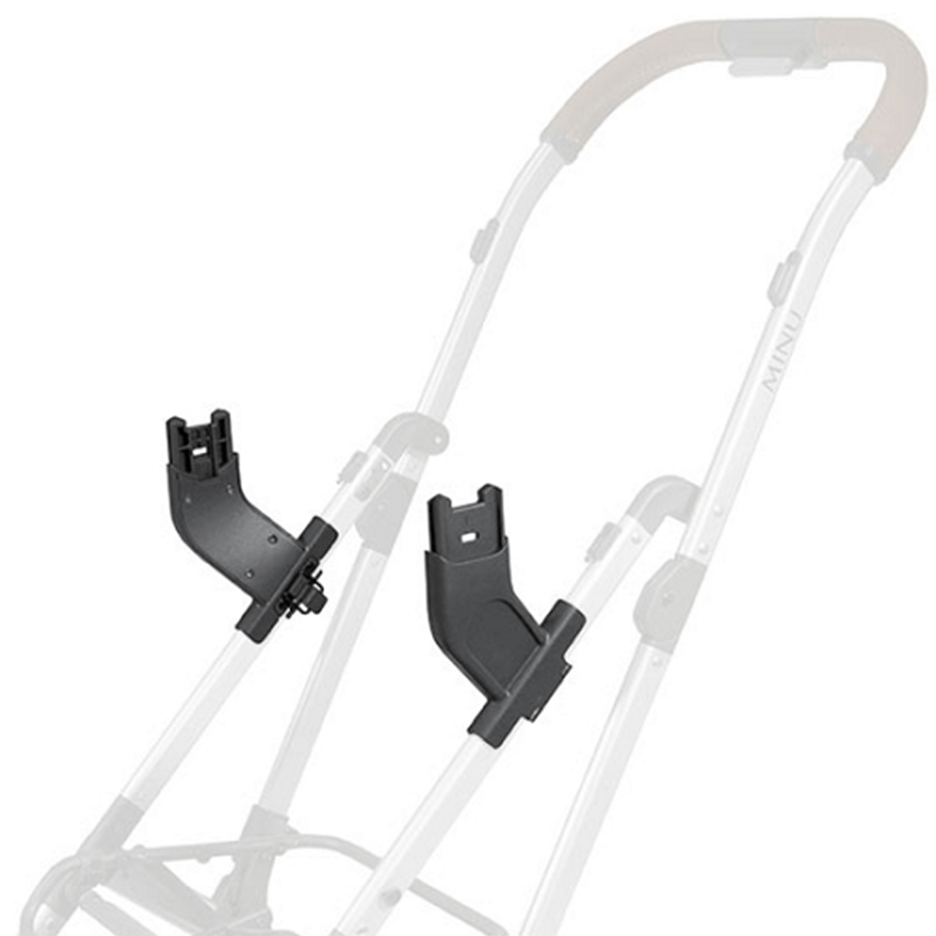 UPPAbaby Baby Gear Uppababy Minu Mesa Infant Car Seat Adapters