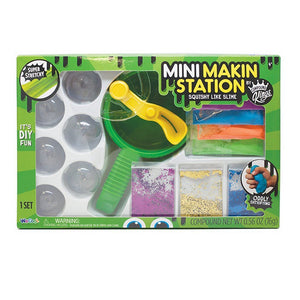 Kidsource Toys WeCool Toys Mini Slime Makin Station