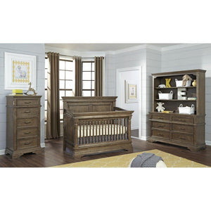 Stella Baby & Child Kerrigan 6 Drawer Double Dresser-Furniture-Babysupermarket