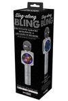 Wireless Express Toys Wireless Express Sing-Along Bling Microphone