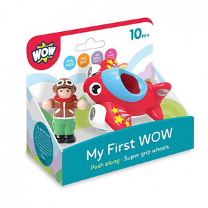 WOW Toys Toys WOW Toys My First WOW Jet Plane Piper