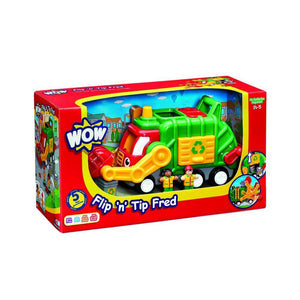 WOW Toys Toys WOW Flip 'n' Tip Fred