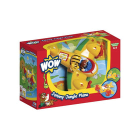 WOW Toys Toys WOW Johnny Jungle Plane