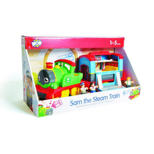 WOW Toys Toys WOW Sam The Steam Train