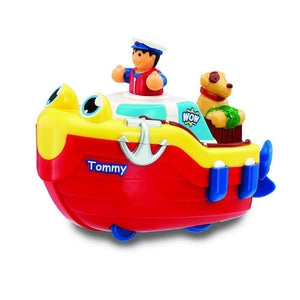 WOW Toys Toys WOW Tommy Tug Boat