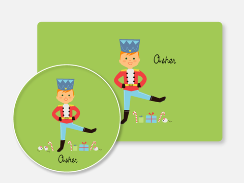 nutcracker mealtime set :: nutcracker