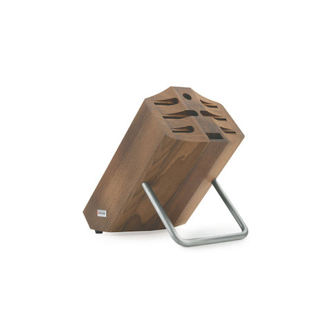 WUSTHOF 8 Slot Thermo Beech Wood Knife Block