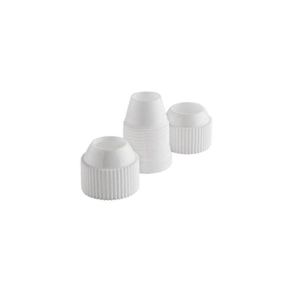 ATECO 3-piece Medium Plastic Coupler Set