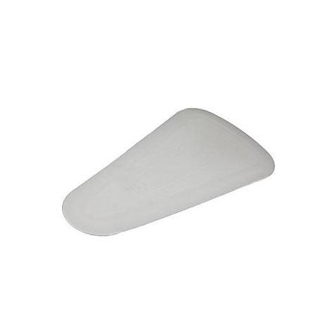 ATECO Fan Shaped, Triangular Bowl Scraper 9.5""