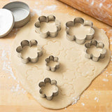 ATECO S/S Daisy Cutters (set of 6)