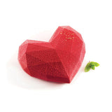 SILIKOMART Amore Origami 600 (Silicone Mould + Cutter)