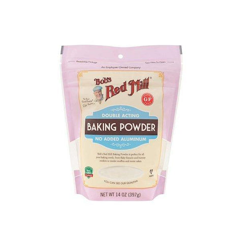 BOB'S RED MILL Baking Powder, 397g