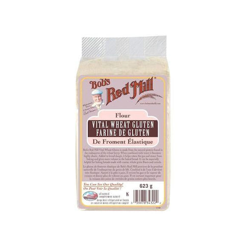 BOB'S RED MILL Vital Wheat Gluten Flour, 623g