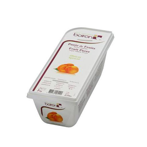 BOIRON Frozen Fruit Puree, Apricot