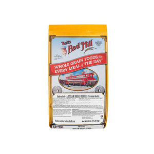 BOB'S RED MILL Artisan Bread Flour, 11.34kg (25 lb.)