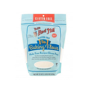 BOB'S RED MILL Gluten Free 1-to-1 Baking Flour, 624g