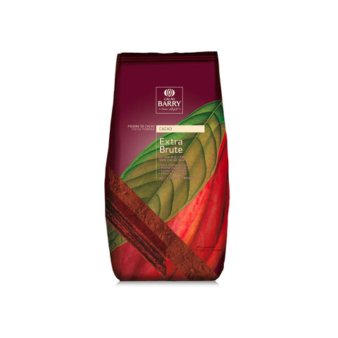 CACAO BARRY Cocoa Powder Extra Brute, 1kg