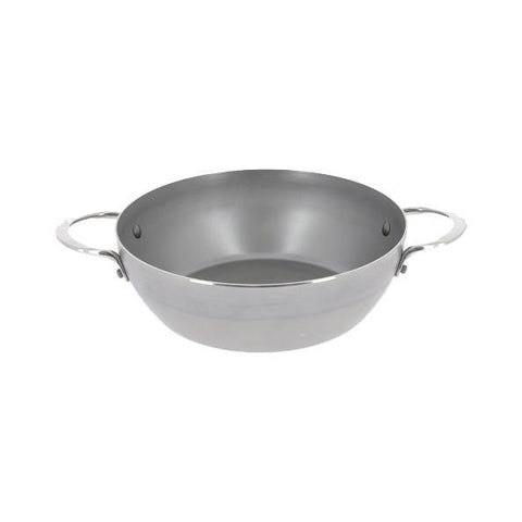 DE BUYER Mineral B Country Frypan with 2 Handles