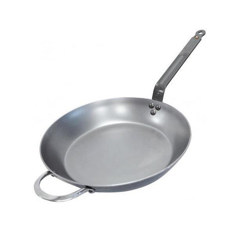 DE BUYER Mineral B Steel Frypan with Handle