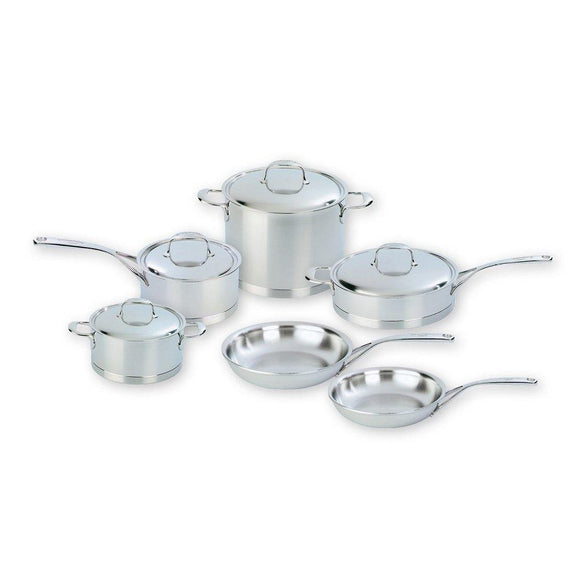 DEMEYERE Atlantis 10 piece Cookware Set