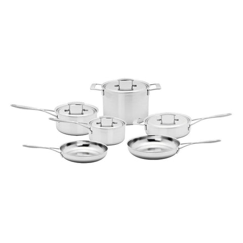 DEMEYERE Industry 10 piece Cookware Set