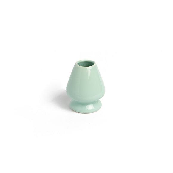 GUSTA SUPPLIES Matcha Whisk Holder, Celadon Blue