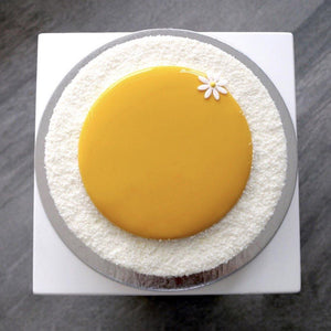 August Feature: Summer Passion Entremet (Pick Up Only)