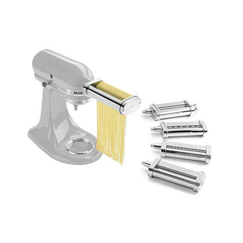 KITCHENAID 5-piece Deluxe Pasta Roller Cutter Attachment Set