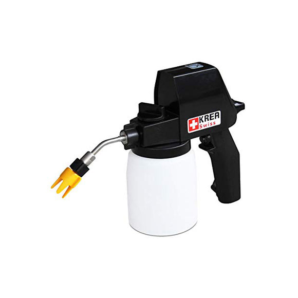 KREA SWISS Multispray, Electrical Food Spray Gun LM25