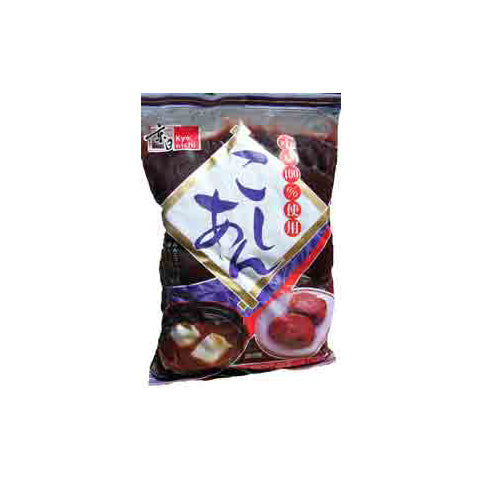 KYONICHI Koshian Red Bean Paste, Smooth, 400g
