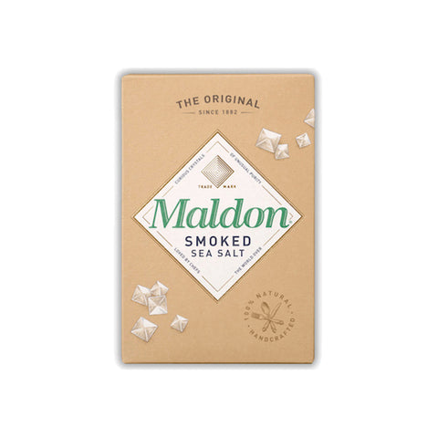 MALDON Organic Smoked Sea Salt Flakes