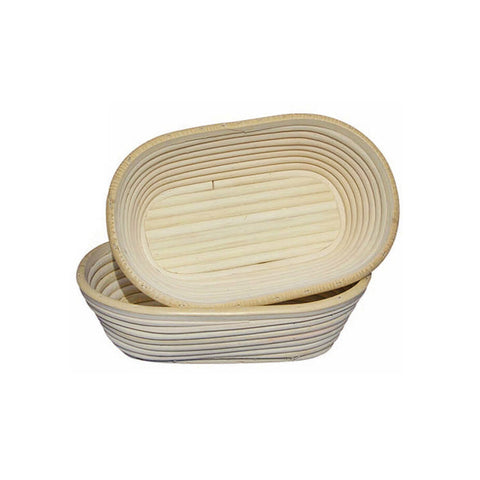 MATFER Banneton Oval Willow Bread/Proofing Basket