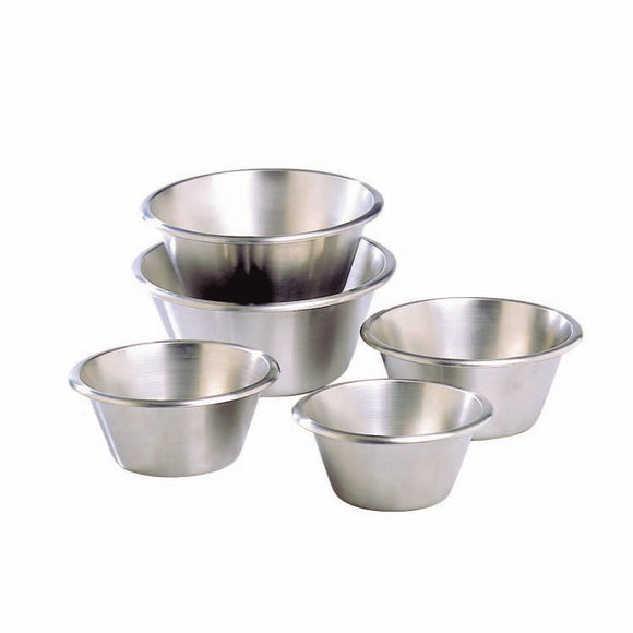 MATFER Flat Bottom S/S Mixing Bowl