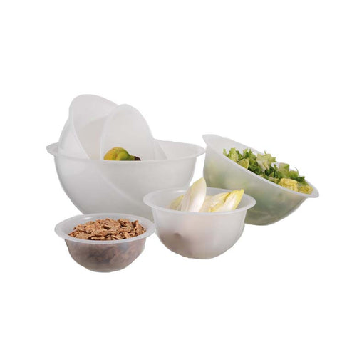 MATFER Plastic Hemispherical Bowl
