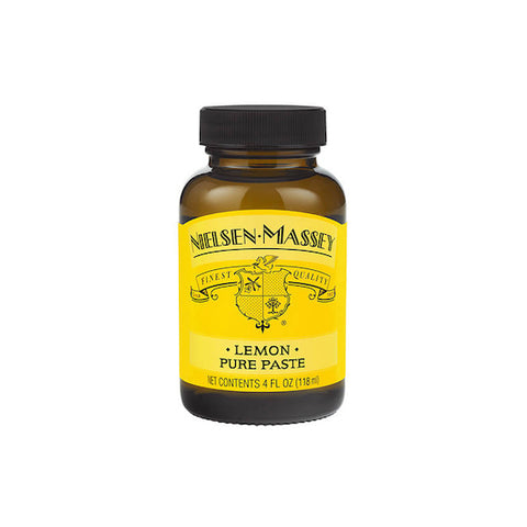 NIELSEN MASSEY Pure Lemon Paste, 4oz