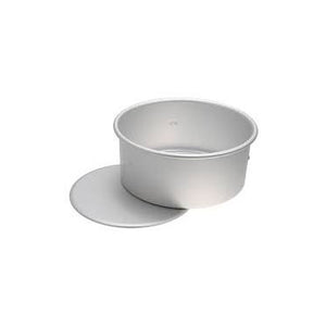SANNENG Deep Round Cake Pan with Removable Bottom