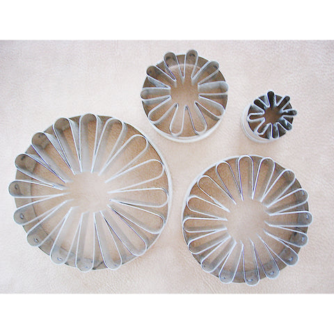 SUNFLOWER SUGAR ART Chrysanthemum Cutter Set